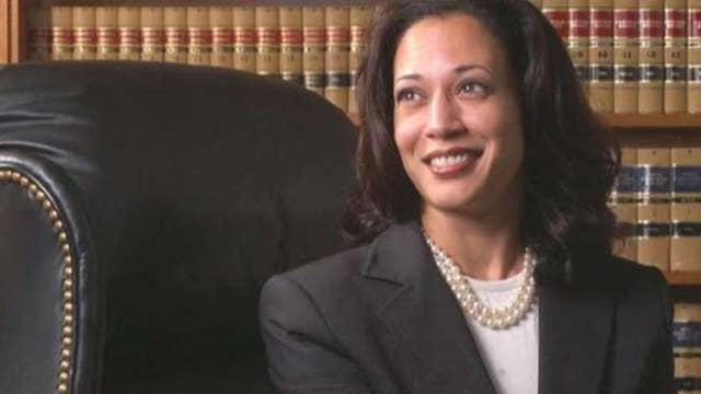 Kamala Harris hardly a 'progressive' prosecutor?