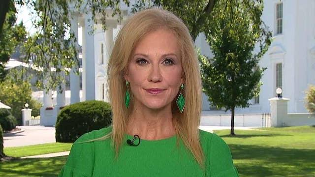 Kellyanne Conway addresses Iran tensions, Trump vs 'squad,' Mueller hearing