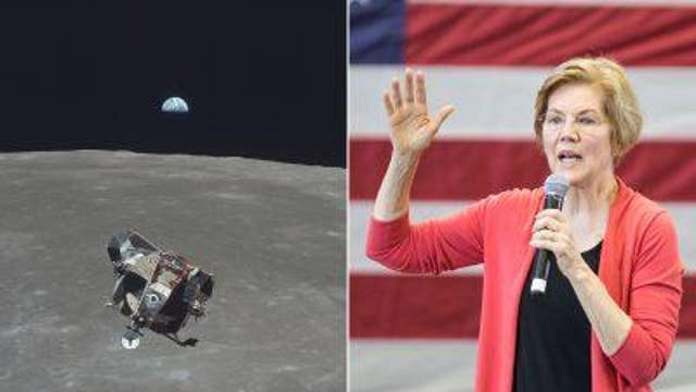 The Five on Warren's Green Apollo Program pitch