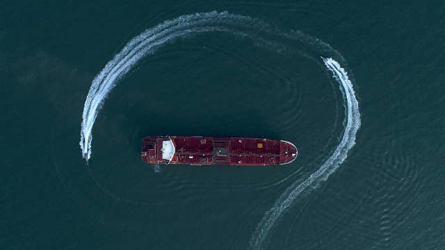 Tensions rise amid Iran seizure of British oil tanker
