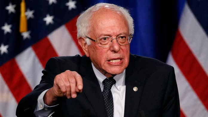 Sanders says Trump is not to blame for El Paso shooting, but that his rhetoric 'creates the climate for it'