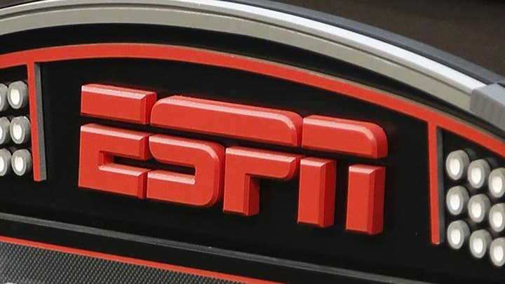 ESPN host calls network 'cowardly' on politics