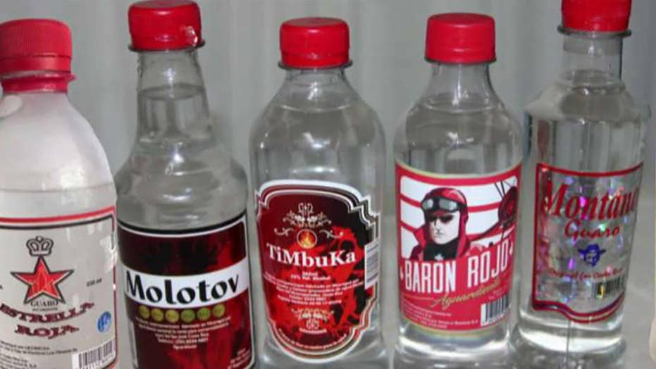 Tainted alcohol kills 19 people in Costa Rica