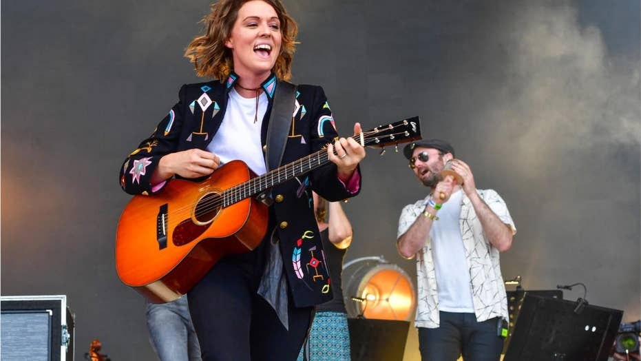 Brandi Carlile calls out NRA, sexism in country music in new