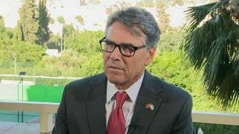 Energy Secretary Rick Perry: US modernizing nuclear arsenal 'as we speak'