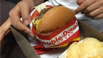 New York man finds undisturbed In-N-Out burger in Queens: 'It genuinely shook me to my core'
