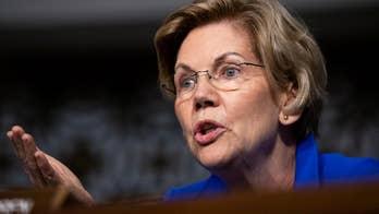 Sen. Warren warns another economic crash could be around the corner