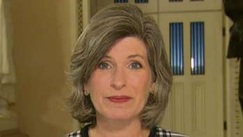 Sen. Joni Ernst says CBP agents are doing the best they can in face of the humanitarian crisis on the border