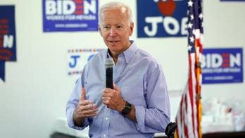 Joe Biden reportedly falls behind Bernie Sanders, Elizabeth Warren in online news stories