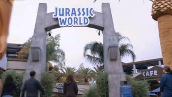 Universal unveils immersive Jurassic World: The Ride experience