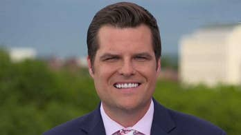 Gaetz: We want to know when the realization of no Russian collusion occurred