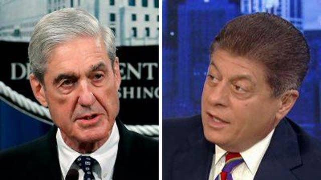 Judge Nap on Mueller hearing predictions