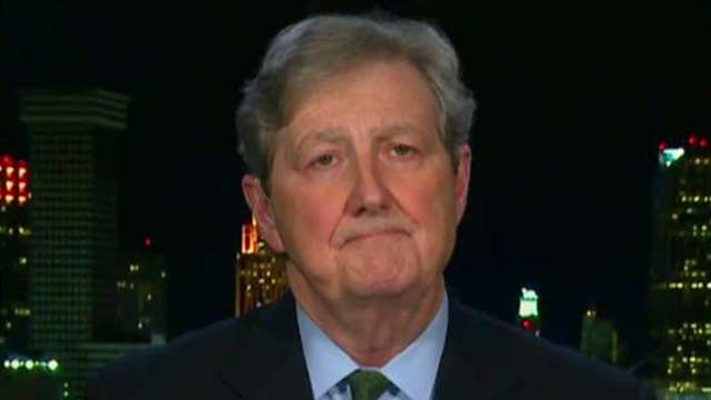 Sen. Kennedy: I didn't believe only non-violent offenders would be set free