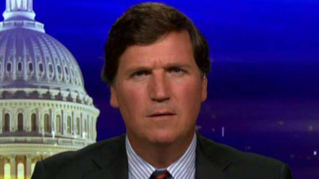 Tucker: Democrats think 'no one is above the law' except illegal immigrants