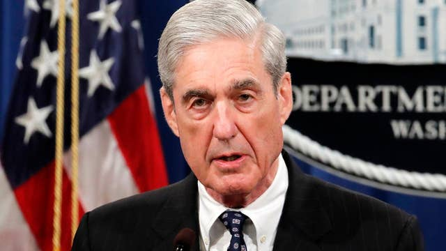 What questions should Robert Mueller be asked?