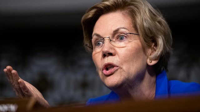 Sen. Warren warns another economic crash could be around the corner