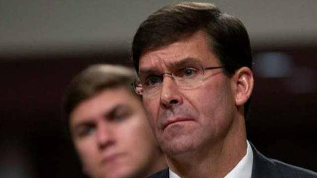 Senate confirms Mark Esper as defense secretary