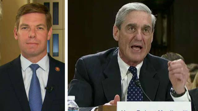 Rep. Eric Swalwell on what Democrats hope to achieve at Robert Mueller's congressional hearing