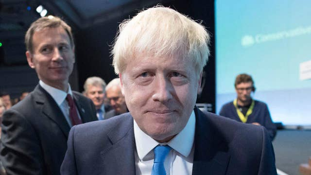 Incoming British Prime Minister Boris Johnson promises Brexit deal
