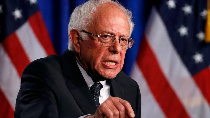 Bernie Sanders to pay staffers $15 an hour but has to cut their hours to do it