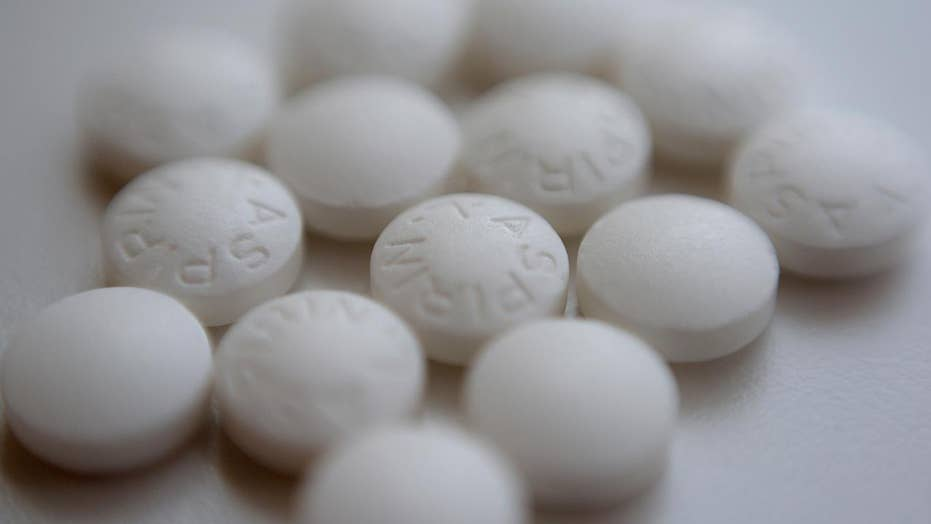 Study warns millions should stop taking aspirin daily for heart health