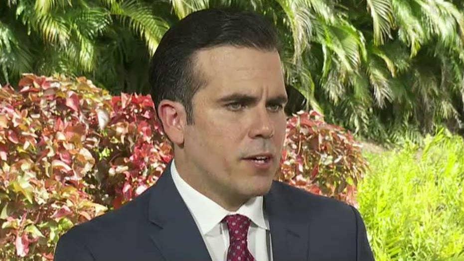 Gov. Ricardo Rossello tells Fox News that he will always do what's best for Puerto Rico