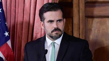 Local reports suggest the governor of Puerto Rico's resignation is imminent