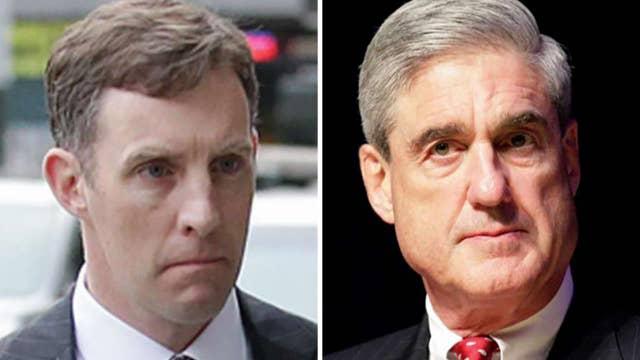 President Trump slams Robert Mueller's lawyer ahead of hearing