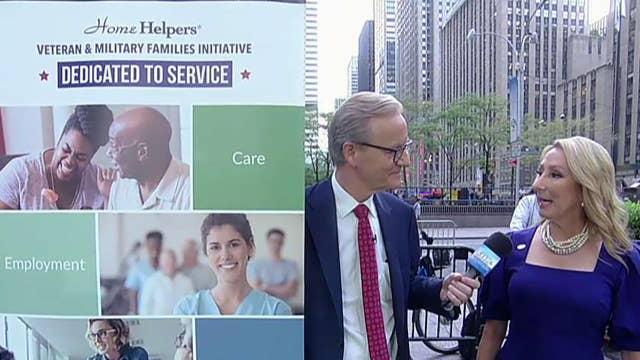 'Fox & Friends' holds veterans job fair to celebrate National Hire a Veteran Day