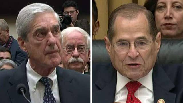 Nadler to Mueller: There must be accountability for the conduct described in your report