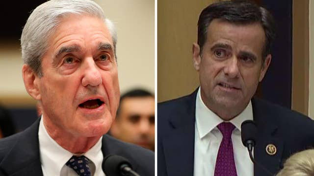 Republican slams volume 2 of Mueller report at hearing: This was not authorized under the law to be written