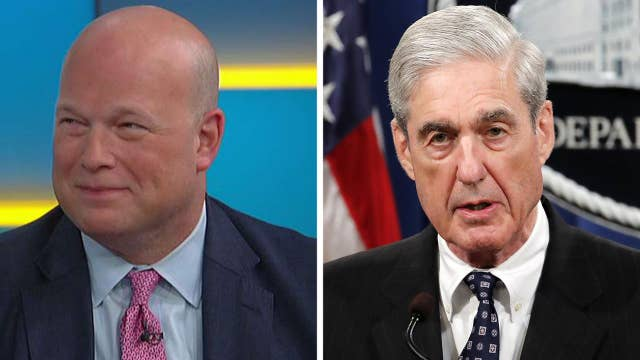 Former Acting AG Whitaker says inclusion of Mueller aide adds interesting dynamic to hearing