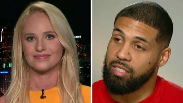 Arian Foster sits down with Fox Nation's Tomi Lahren on 'No Interruption'