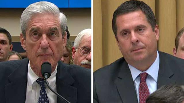 Rep. Devin Nunes calls Mueller hearing the 'last-gasp of the Russia collusion conspiracy theory'