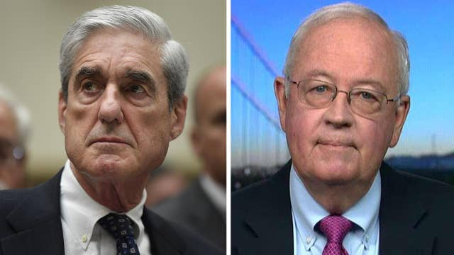 Mueller hearing both a tragedy and disaster, former Independent Counsel Ken Starr says