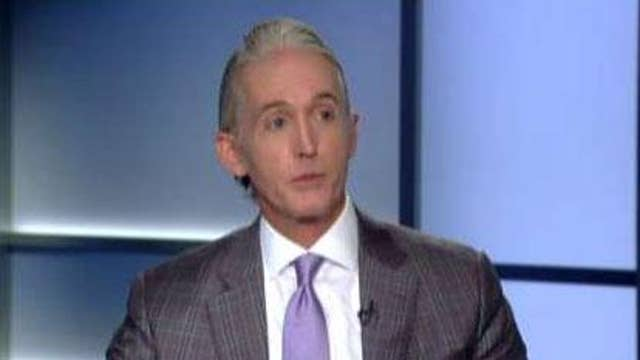 Trey Gowdy: When did it become the Department of Justice's responsibility to exonerate people?