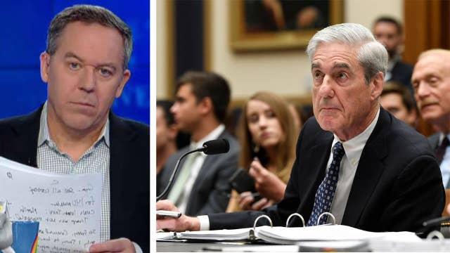 Gutfeld on the Mueller hearings