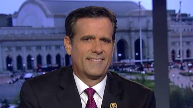 Rep. John Ratcliffe says the Mueller hearings popped the 'impeachment balloon'