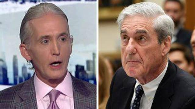 Gowdy reacts to Mueller hearings