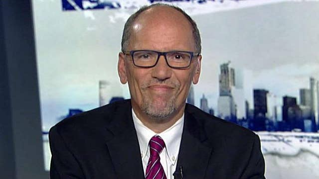 DNC chair: Mueller report laid out very serious allegations