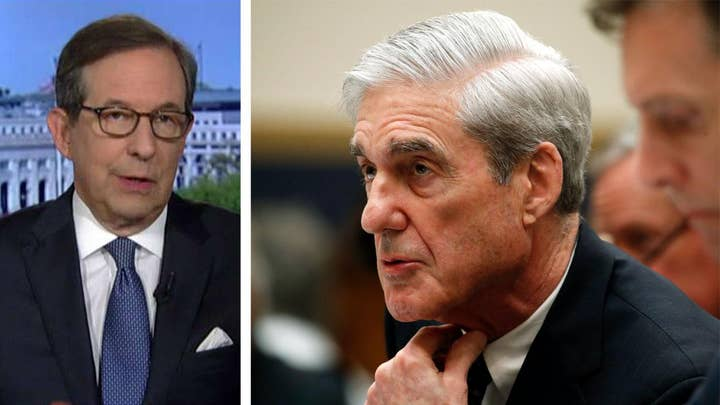 Chris Wallace on why Nancy Pelosi may be the big winner of the Mueller hearing