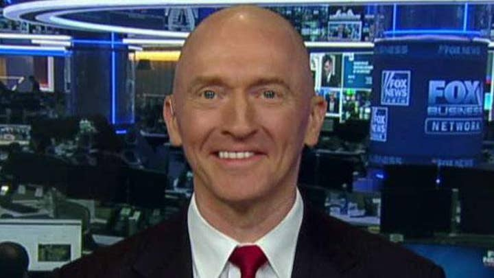 Carter Page: GOP just wanted the facts from Mueller but were stonewalled