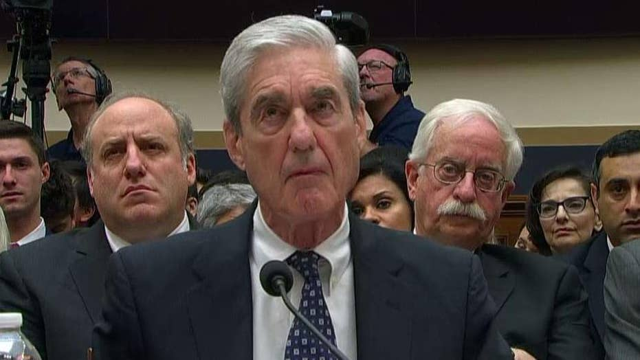 House Judiciary Committee ranking member to Mueller: Are collusion, conspiracy essentially synonymous terms?