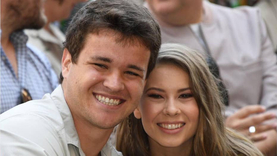 Bindi Irwin announces her surprise engagement to boyfriend of 6 years Chandler Powell