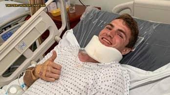 Indiana man falls down volcano during honeymoon, survives
