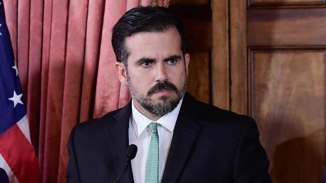 Puerto Rico governor expected to announce resignation