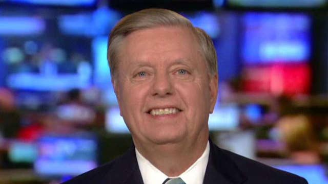 Graham: I had more to do with the Mueller report than he did