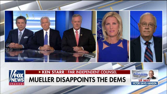 Mark Meadows reacts to Mueller hearings