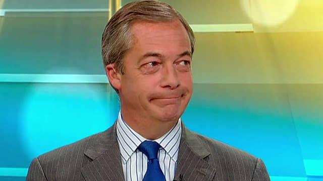 Nigel Farage on being named in Mueller probe, Boris Johnson's Brexit strategy