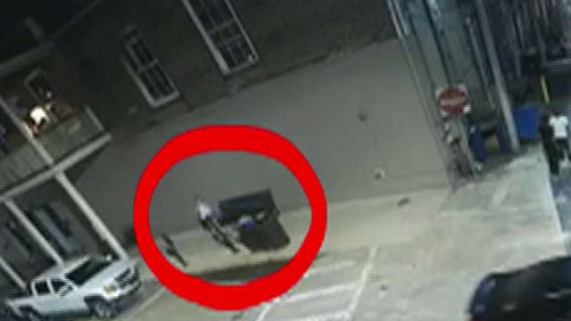 New video shows murdered college student leaving bar hours before body was found
